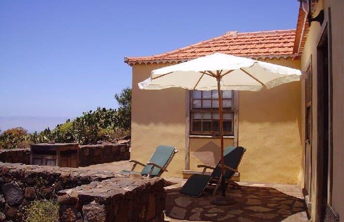 Casa Los Hondos. Isla Bonita. La Palma.