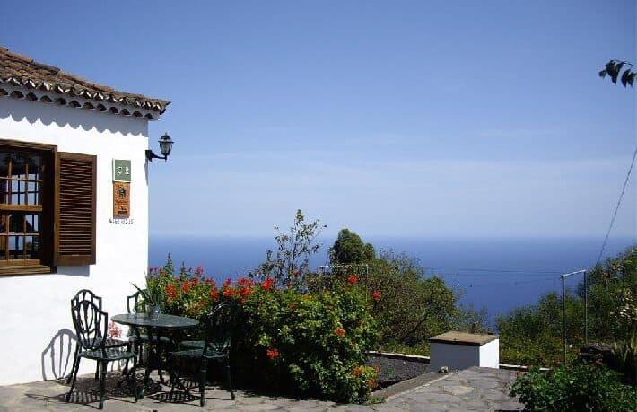 Casa Puente Roto. Isla Bonita. La Palma.