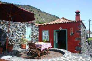 Casa La Caldera Turismo Rural Isla Bonita