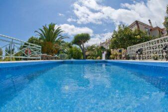 Villa Asunción | Ideaal huis om op afstand the werken, met 300MB/s glasvezel Internet