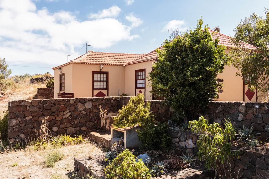 Casa Rural Los Hondos