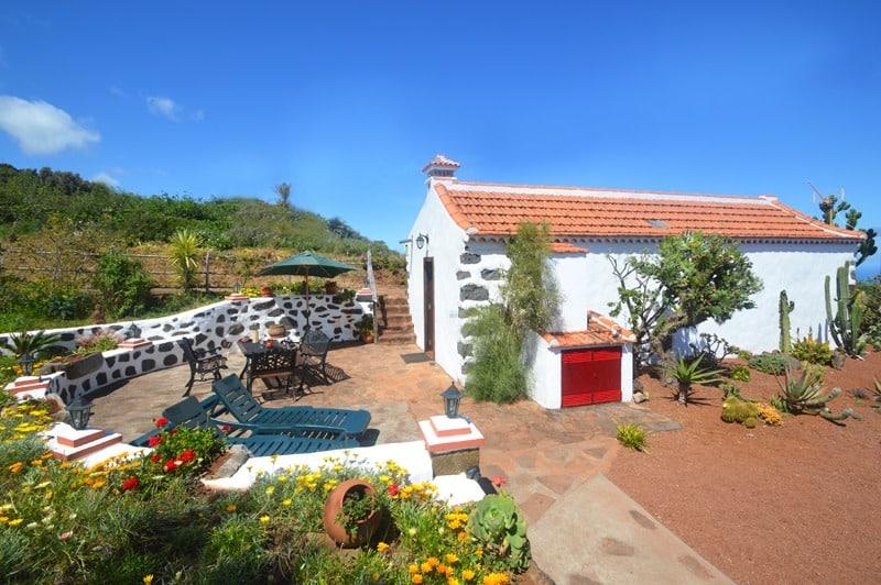 Casa el jaral casas rurales en la palma turismo rural - Hotel rural en la palma ...