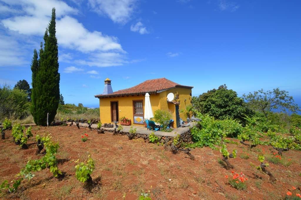Casas rurales en la palma turismo rural en isla bonita - Casa rural original ...